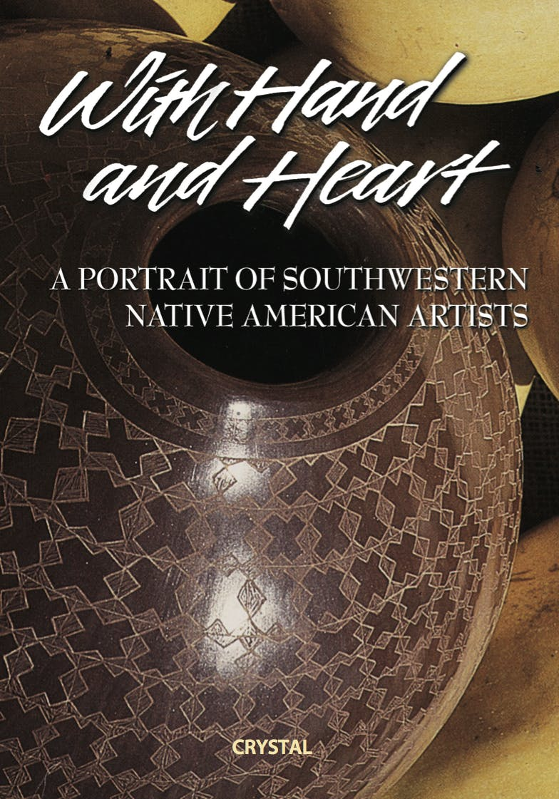 Image result for With hand and heart a portrait of Southwestern Native American artists