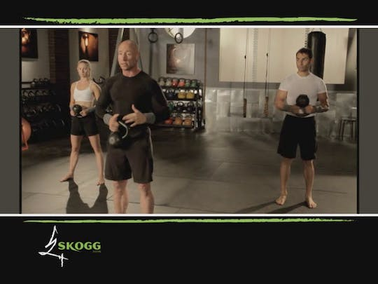 Instant Access to Roots LVL 3 by Skogg Gym, powered by Intelivideo
