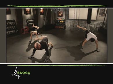 Skogg System DVD. Ladders. Full Body. Intermediate. Single KB. by Skogg Gym