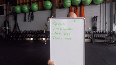 Bodyweight Upper  9:19.mp4 by Skogg Gym