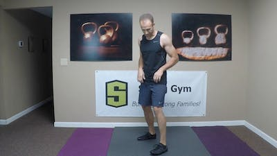 Lesson 1. Core and Upper Body. Moderate Intensity. Body Weight. No Equipment Needed. by Skogg Gym