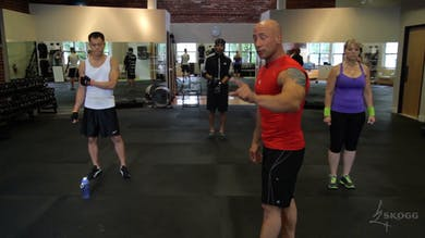 Legs/Core. Tabata. High Intensity Conditioning. Double KB. by Skogg Gym