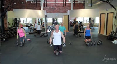 Instant Access to Class 26 by Skogg Gym, powered by Intelivideo