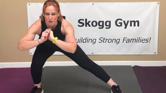 Bodyweight with Cate by Skogg Gym