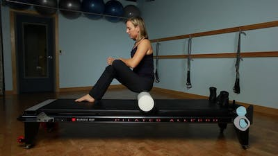 Cesarean Stretch Essentials w/ Foam Roller: HIPS by mamalates