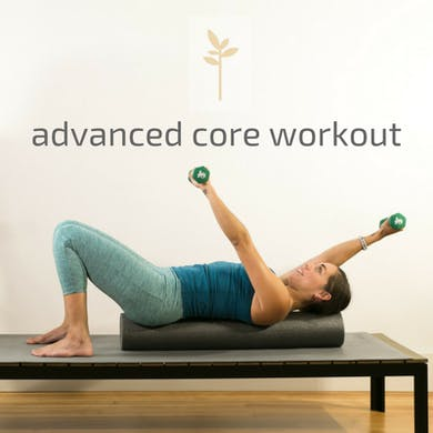 Advanced Core Workout by mamalates