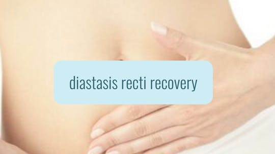 Diastasis Recti Recovery by mamalates