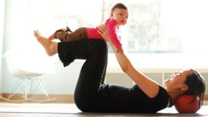 Diastasis Recti Exercises + Info by mamalates