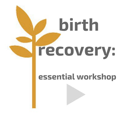 Mamalates Birth Recovery Essential Workshop by mamalates