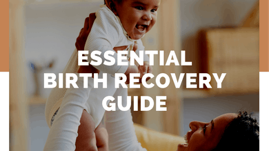 Mamalates Essential BIrth Recovery Guide by mamalates