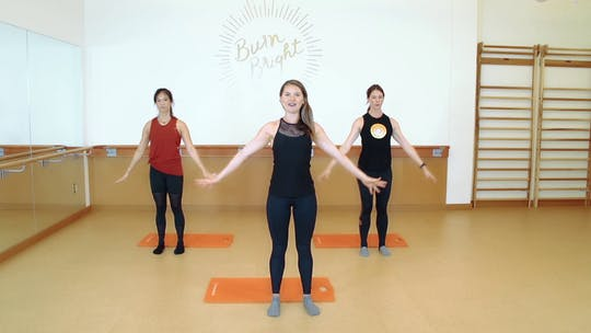 Instant Access to Dailey Barre: Thigh & Seat Focus by The Dailey Method Online, powered by Intelivideo