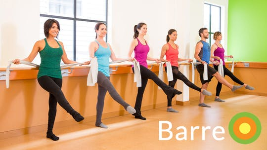 Instant Access to Dailey Barre by The Dailey Method Online, powered by Intelivideo