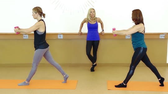 Instant Access to Dailey Barre: Have FUN and stay present by The Dailey Method Online, powered by Intelivideo