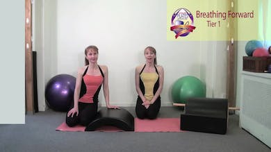 Breathing Forward by Pilates on Fifth