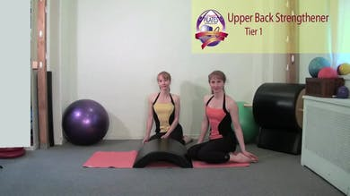 Upper Back Strengthener by Pilates on Fifth