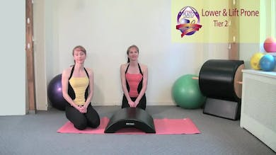 Lower and Lift Prone by Pilates on Fifth