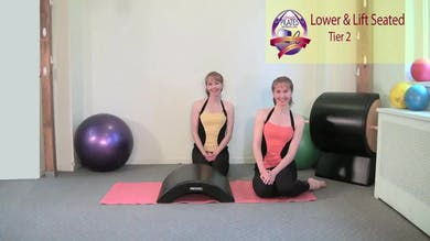 Lower and Lift Seated by Pilates on Fifth