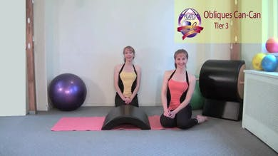 Obliques Can-Can by Pilates on Fifth