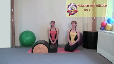 Rotation with Attitude by Pilates on Fifth