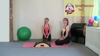 Spinal Extensions by Pilates on Fifth