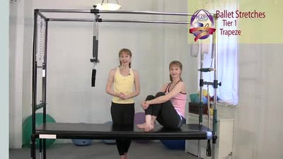 Ballet Stretches by Pilates on Fifth