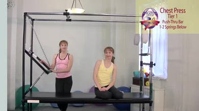 Chest Press by Pilates on Fifth