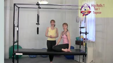Hip Rolls 1 by Pilates on Fifth