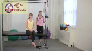 Lat Press by Pilates on Fifth