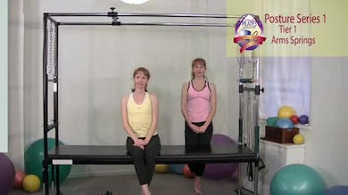 Posture Series 1 by Pilates on Fifth