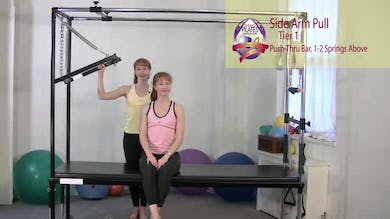 Side Arm Pull by Pilates on Fifth