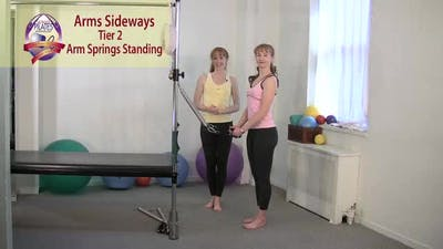 Instant Access to Arms Sideways by Pilates on Fifth, powered by Intelivideo