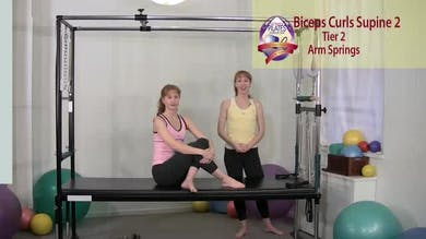 Biceps Curls Supine 2 by Pilates on Fifth