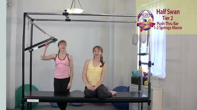 Instant Access to Half Swan by Pilates on Fifth, powered by Intelivideo