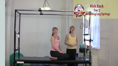 Instant Access to Kick Back by Pilates on Fifth, powered by Intelivideo