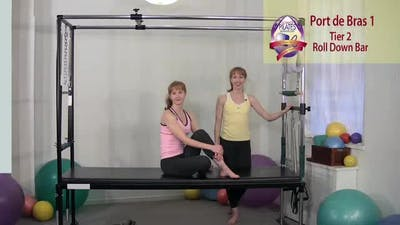 Instant Access to Port De Bras by Pilates on Fifth, powered by Intelivideo