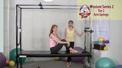 Instant Access to Posture Series 2 by Pilates on Fifth, powered by Intelivideo