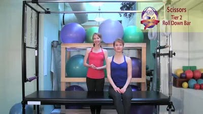 Instant Access to Scissors by Pilates on Fifth, powered by Intelivideo