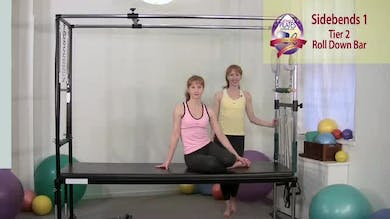 Sidebends 1 by Pilates on Fifth