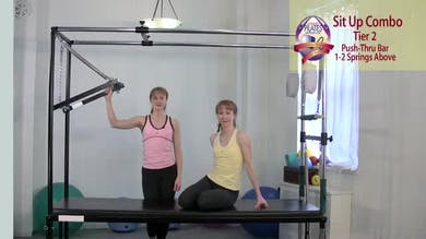 Sit Up Combo 1 by Pilates on Fifth