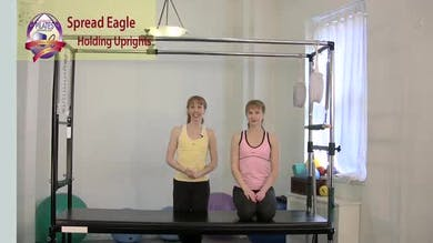 Spread Eagle 1 by Pilates on Fifth