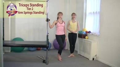 Triceps Standing by Pilates on Fifth