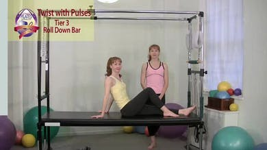 Twist and Pulses by Pilates on Fifth