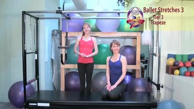 Ballet Stretches 3 by Pilates on Fifth