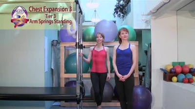 Chest Expansion 3 by Pilates on Fifth
