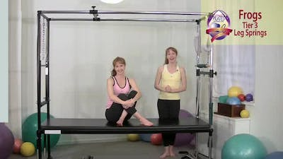 Instant Access to Frogs by Pilates on Fifth, powered by Intelivideo