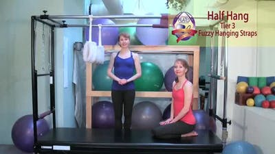 Instant Access to Half Hang by Pilates on Fifth, powered by Intelivideo