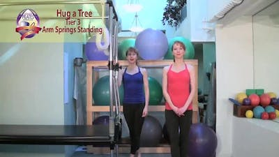Instant Access to Hug a Tree by Pilates on Fifth, powered by Intelivideo