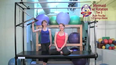 Instant Access to Mermaid with Rotation by Pilates on Fifth, powered by Intelivideo
