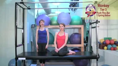 Instant Access to Monkey by Pilates on Fifth, powered by Intelivideo