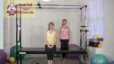 Instant Access to Neck Pull by Pilates on Fifth, powered by Intelivideo
